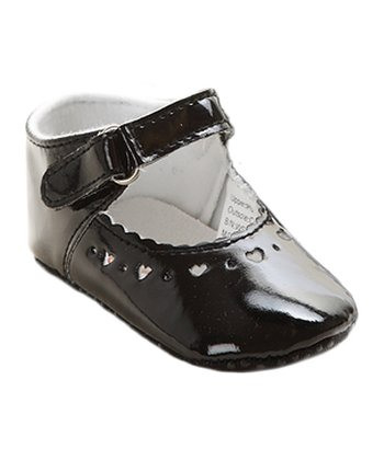 Beibi - Black Paris Shoe 18-24 months