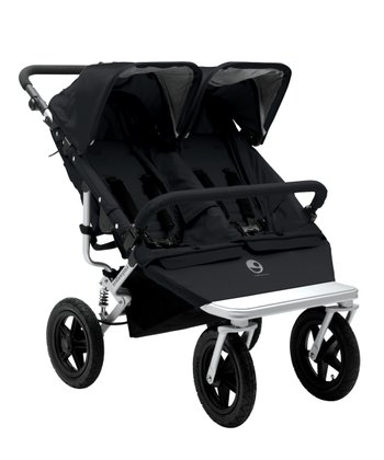 Black DUO Base Stroller