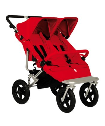Red DUO Base Stroller
