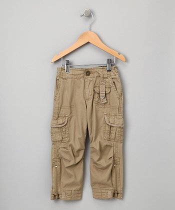 Sand Doyle CargoPants - Toddler & Boys