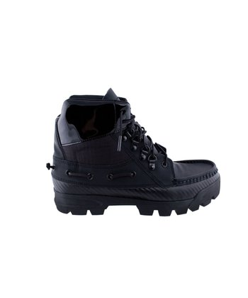 Black Tech Costello Shoe - Toddler