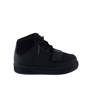 Black Tech Cesario Shoe - Toddler