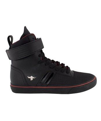 Black Carbon Borelli Shoe - Grade School