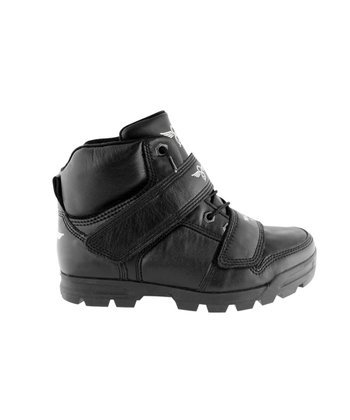 Black DTLR Mid Dio Mid Shoe - Toddler