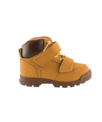 Tan Dio Mid Shoe - Toddler