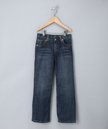 ALVIN SBA INVERTED DENIM - STRAIGHT