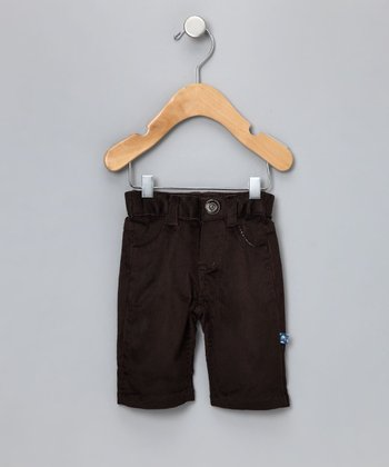 Bark Distressed Corduroy Pants - Infant, Toddler & Kids