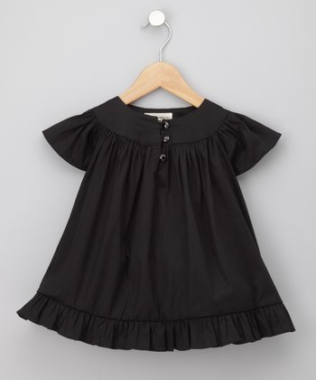 KooChooLoo Baby - Black Magic Mini Tent Dress 3T