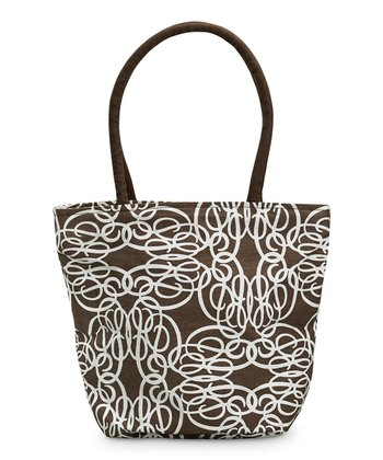 Brown Classic Curls Rachel Bag