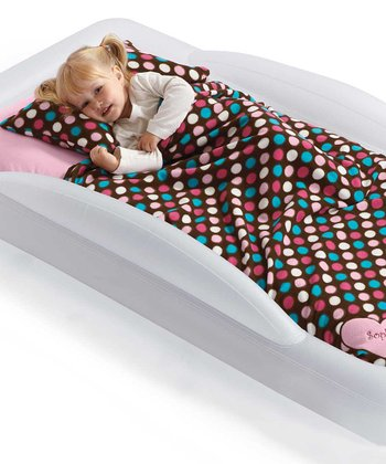 One Step Ahead - Toddler Tuck-Me-In Travel Bed