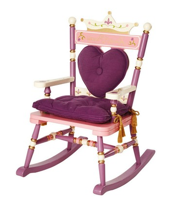 Plum Royal Princess Rocker