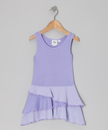 Lavender Dress - Infant, Toddler & Girls