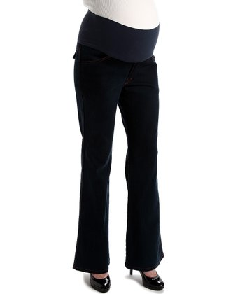 Dark Rinse Heaven Maternity Jeans