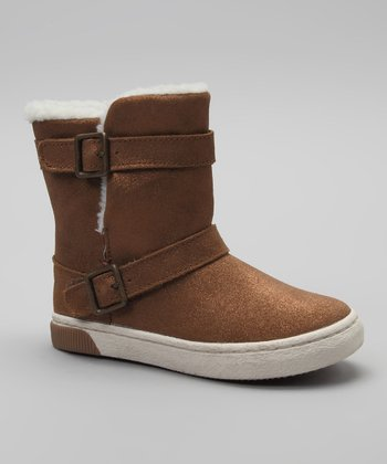 Chestnut Safi Boot