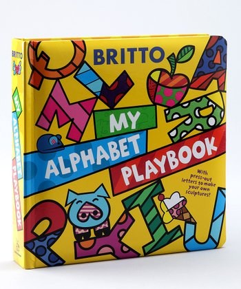 My Alphabet Playbook Board Book