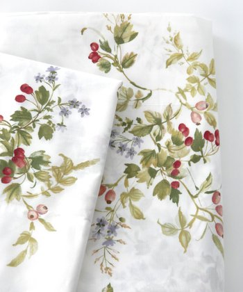 Winterberry Sheet Set