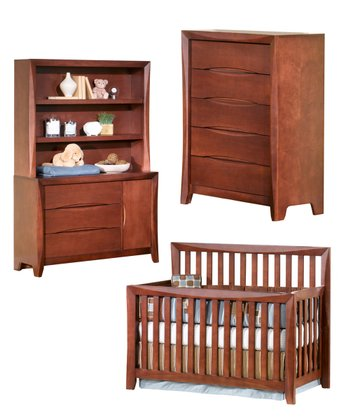 Cognac Monet 4 Piece Nursery Set