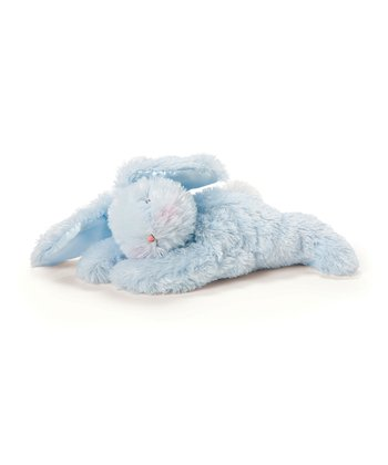 Blue Sleepy Bun Plush Toy