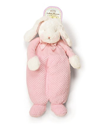 Pink Lullaby Blossom Plush Toy
