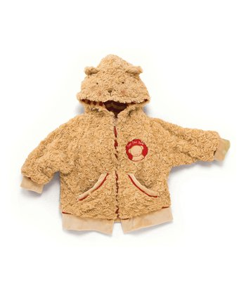 Tan Bao Bao Bear Coat - Infant