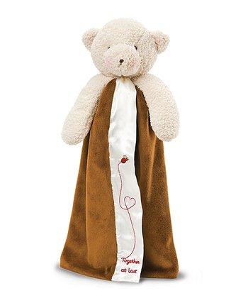 Brown Bao Bao Cocoa Blanket Buddy Plush Toy