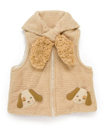 Tan Skipit Vest - Infant