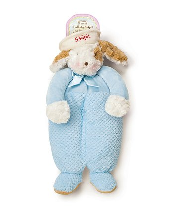 Blue Lullaby Skipit Plush Toy