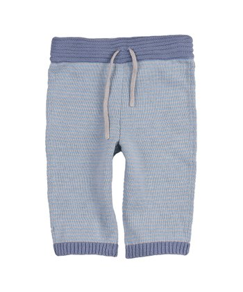 Blue Stripe Merlin Pants - Infant & Toddler