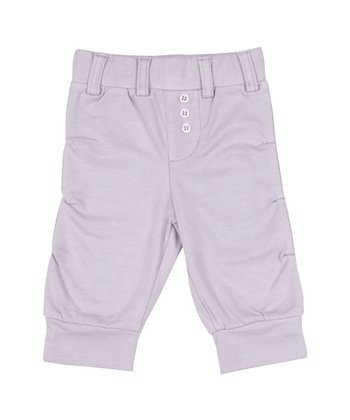 Lavender Ruched Pants - Infant