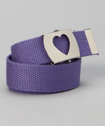 Purple Heart Belt