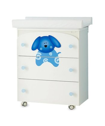 Birikino Bau-Bau Baby Bath & Changing Table