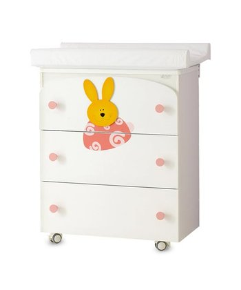 Birikino Roby Baby Bath & Changing Table