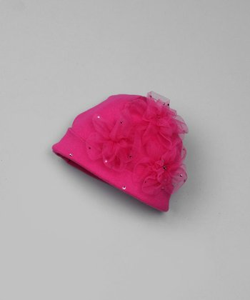 Dream Baby Fuchsia Beanie - Infant (6 month)