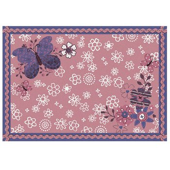 Butterfly Fields Rug - Available in 2 sizes