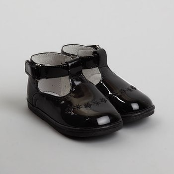 T-Strap - Black Patent - Toddler
