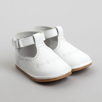 T-Strap - White - Toddler