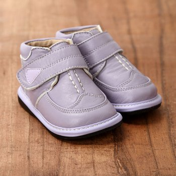 Purple Booties - Infant & Toddler