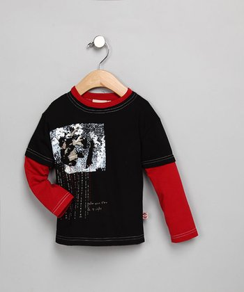 Skater Long-Sleeve Shirt - Infant, Toddler & Boys