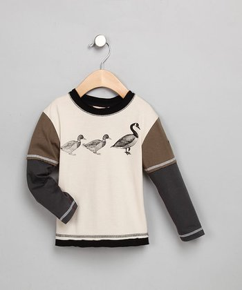 Duck Duck Goose Long-Sleeve Shirt - Infant, Toddler & Boys