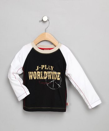 Peace Long-Sleeve Shirt - Infant, Toddler & Boys
