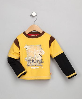 Karate Long-Sleeve Shirt  - Infant, Toddler & Boys