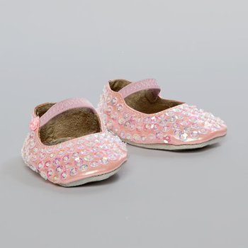 Pink Lil Tay Ballet Slipper - Infant