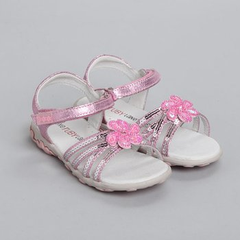 Pink Olivia Sandal - Toddler & Girls