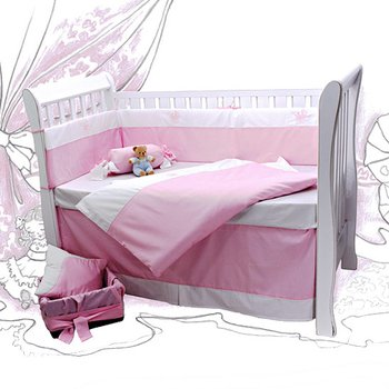 Baby Carriage Bedding Set
