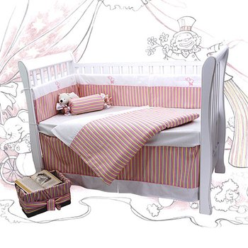 Circus Bedding Set