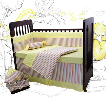 Dandelion Bedding Set