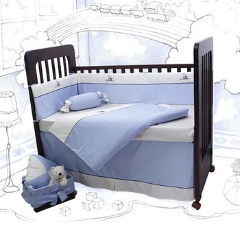 Railway Bedding Set