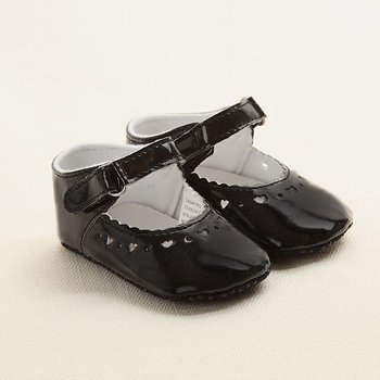 Black Beibi Paris Shoes - Infant