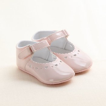 Pink Beibi Paris Shoes - Infant