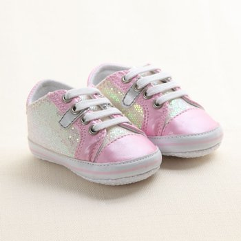 Pink Beibi Tyler Shoes -  Infant